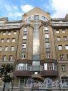 Серпуховская ул., д. 34 (левая часть). Многоквартирный жилой дом, построенный по индивидуальному проекту. арх. А.Р. Шендерович. 2002 г.