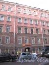 ул. Чехова, д. 4. Доходный дом. Уличный фасад. Фото декабрь 2013 г.