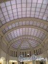 Бол. Конюшенная ул., д. 21-23. Универмаг «ДЛТ». Купол над торговым залом. Фото декабрь 2013 г.