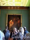 Миллионная ул., д. 35. Здание Нового Эрмитажа. Зал Рембрандта. Фото июнь 2012 г.