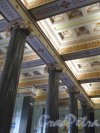 Миллионная ул., д. 35. Здание Нового Эрмитажа. Двадцатиколонный зал. Фото май 2011 г.