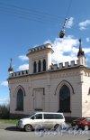 Малая ул. (Пушкин), д. 7-9. Дворцовая электростанция. Арх. С.А. Данини 1896-1898