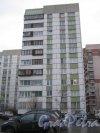Ул. Маршала Казакова, дом 9, корпус 2. Вид со стороны дома 7. Фото февраль 2014 г.