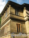 Лен. обл., Гатчинский р-н, г. Гатчина, ул. Чкалова, дом 6. Вид со стороны двора. Фото август 2013 г.