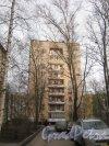 Ул. Зины Портновой, дом 52. Вид со стороны дома 56. Фото 24 февраля 2014 г.