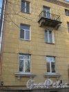 Ул. Зои Космодемьянской, дом 10. Фрагмент здания со стороны двора. Фото 26 февраля 2014 г.