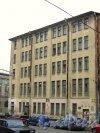 Сытнинская ул., д. 11. Фасад здания. Фото ноябрь 2012 г.