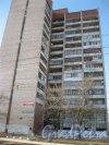 Малая Балканская ул., дом 52. Общий вид здания. Фото 18 марта 2014 г.