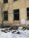 г. Красное Село, ул. Равенства, дом 1. Фрагмент здания. Фото 24 февраля 2014 г.
