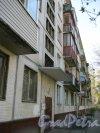 Ул. Ленсовета, дом 74. Общий вид со стороны двора. Фото 7 мая 2014 г.