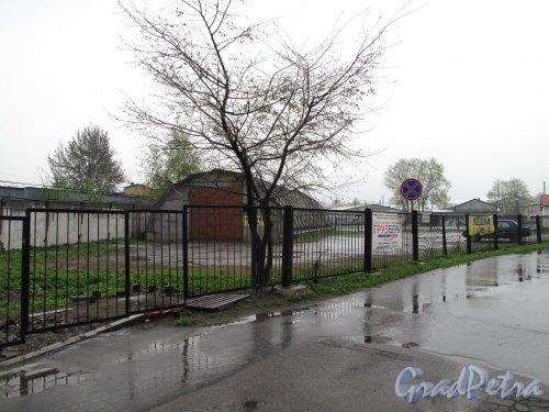 Киевская ул, дом 5. Территория Бадаевских складов. Современное состояние. Фото май 2013 г.