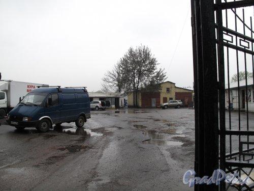Киевская ул, д. 5. Территория Бадаевских складов. Современное состояние. Фото май 2013 г.