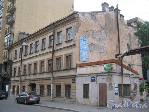 Ул. Черняховского, дом 23. Общий вид здания. Фото 14 июня 2013 г.