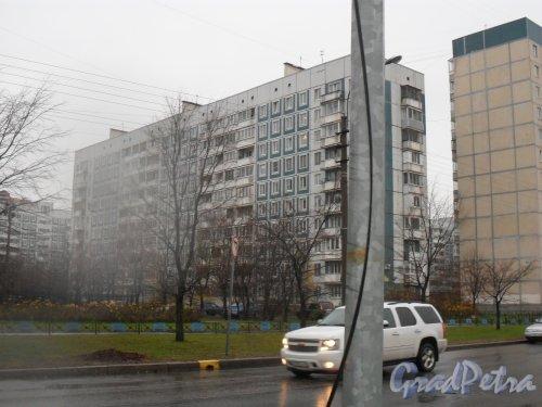 Камышовая улица, дом 20. Фото ноябрь 2013 года.