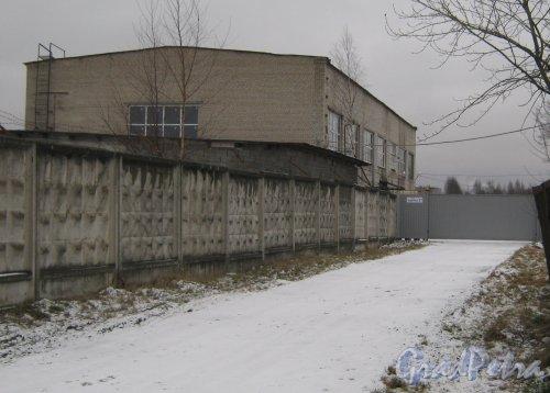 Красное Село (Горелово), ул. Заречная, дом 17. Общий вид. Фото 4 января 2014 г.