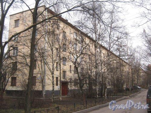 Ул. Зины Портновой, дом 48. Общий вид. Фото 24 февраля 2014 г.