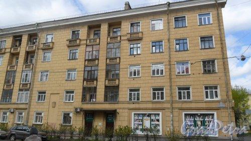 Улица Зои Космодемьянской, дом 3. Фото 6 мая 2014 года.