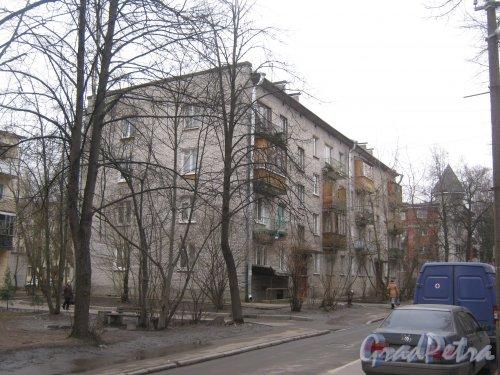 г. Павловск, ул. Васенко, дом 12. Общий вид. Фото 5 марта 2014 г.