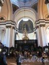 Соборная ул. (Гатчина), д. 26. Собор святого апостола Павла. Интерьер. Фото апрель 2014 г.
