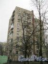 Будапештская ул., дом 45. Общий вид. Фото 3 ноября 2014 г.
