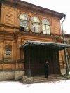 Улица Академика Павлова, дом 13. Фасад дачи Громова. Фото 2015 года.