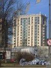 Улица Победы, дом 5. Общий вид жилого дома «Победы, 5» со стороны Московского проспекта. Фото 18 марта 2015 года.