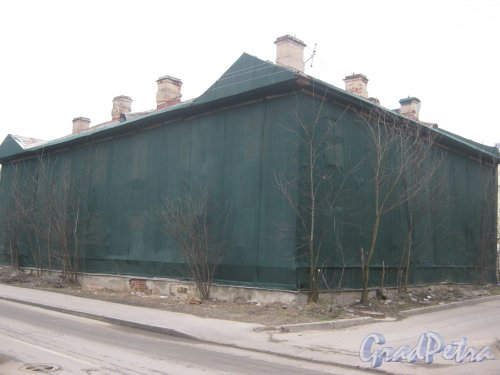 г. Павловск, ул. 1-го Мая, дом 14. Общий вид. Фото 5 марта 2014 г.