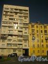 ул. Наличная, дом 15, корпус 2. Общий вид здания с Наличной ул. Фото 18 августа 2015 г.