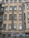 Шпалерная ул., дом 44, лит. Б. Доходный дом О. Н. Эдельгауз, 1911-12, арх. К.В. Бальди. Фрагмент фасада. фото июль 2014 г.