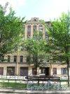 Черняховского ул., д. 5. Доходный дом, 1903, арх. Н.И. Товстолес. Общий вид фасада. фото июль 2014 г.