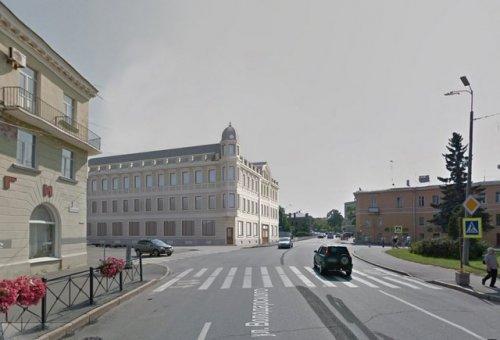 г. Сестрорецк, улица Володарского, дом 5. Проект воссоздания дома Леонтьевой.