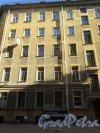 Фурштатская ул., д. 9. Доходный дом евангелическо-лютеранской церкви св. Анны. Дворовый фасад. фото март 2015 г.