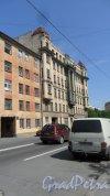 Улица Моисеенко, дом 10, литер А. Расселенный многоквартирный дом. Фото 25 июля 2016 года.