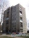 Гранитная улица, дом 4, литера А. Общий вид жилого дома. Фото 12 апреля 2011 года.
