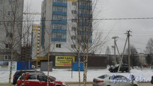 Всеволожск, микрорайон Южный, лица Центральная, дом 10, корпус 1 (корпус 1 в жилом комплексе