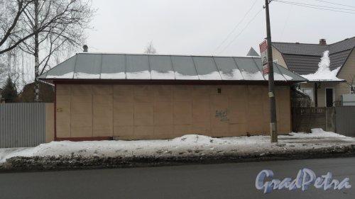 Всеволожск, улица Плоткина, дом 54. Фото 4 марта 2016 года.