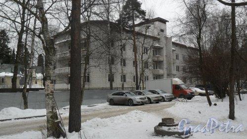 Всеволожск, улица Константиновская, дом 101. Строительство 4-этажного жилого дома. Застройщик