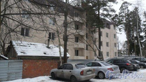 Всеволожск, улица Сергиевская, дом 104. Строительство 4-этажного жилого дома. Застройщик