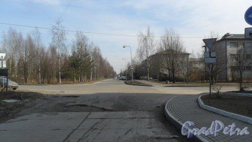 г. Всеволожск, микрорайон Южный, улица Аэропортовская. Улица включает в себя 13 жилых домов, 12 из которых были построены финской строительной компанией