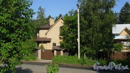Всеволожск, улица Волковская, дом 52. Фото 20 июня 2016 года.