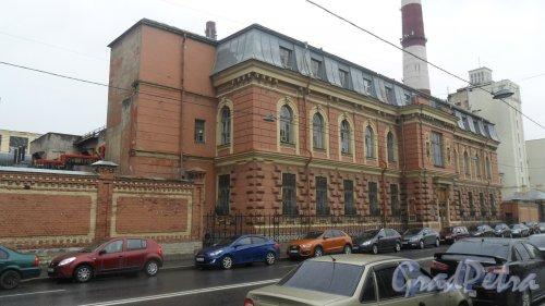 Новгородская улица, дом 11, литер В. Административное здание ОАО