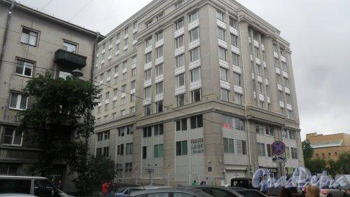 Новгородская улица, дом 23. ЖК