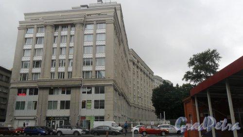 Новгородская улица, дом 23. ЖК «Александрия»