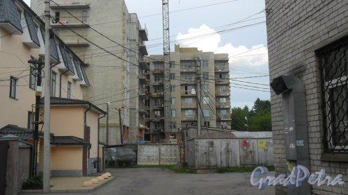 Всеволожск, Социалистическая улица, дом 114. Жилой дом