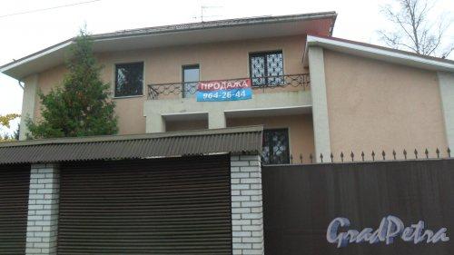 Всеволожск, улица Сергиевская, дом 84. Продажа коттеджа, 964-26-44. Фото 28 сентября 2016 года.