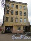Днепропетровская улица, дом 41, литера Б. Доходный дом. Дворовый корпус. фото май 2015 г.