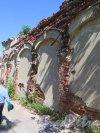 Выборгская ул. (Выборг), д. 8а. Руины здания 18 в. фото июль 2015 г.