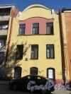 Некрасова ул. (Выборг), д. 6. Жилой дом в стиле необарокко, нач. 20 в. Уличный фасад. фото сентябрь 2015 г.