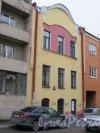 Некрасова ул. (Выборг), д. 6. Жилой дом. Фасад здания. фото ноябрь 2015 г.