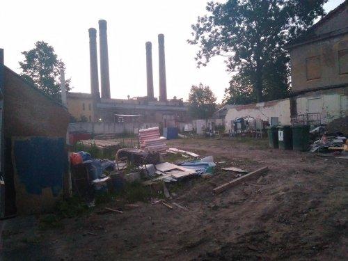 ул. Введенского канала, д. 4. Фото 29 июня 2017 года